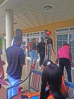 Aces Ortiz ft Koo Ntakra_Whan na 3tor…(video shoot)
