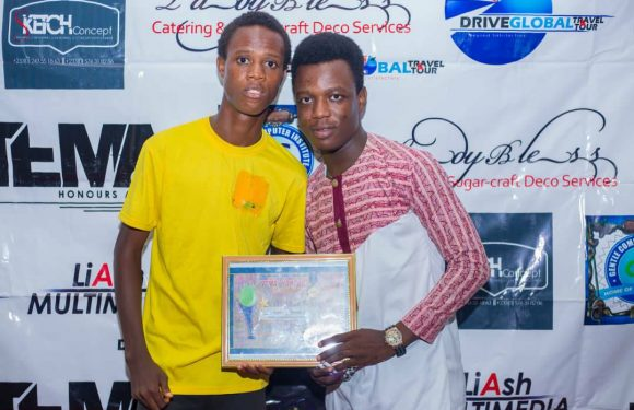 Bhra Vysko wins 3 awards in the just ended Sankofa Drama Competition