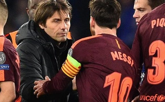 Chelsea can do 'something incredible' against Barcelona in second leg – Antonio Conte