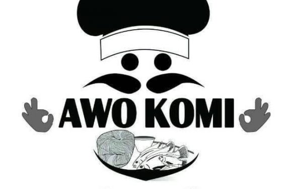 Eating Kenkey has become easy with AWO KOMI