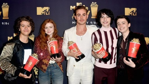 MTV Movie Awards – Five big moments from the show