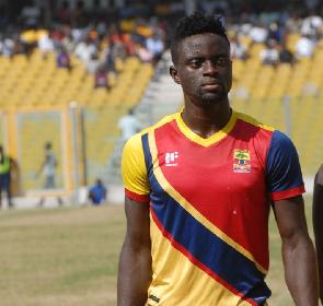 Cosmos Dauda blasts Hearts of Oak management for playing friendly game with Kotoko