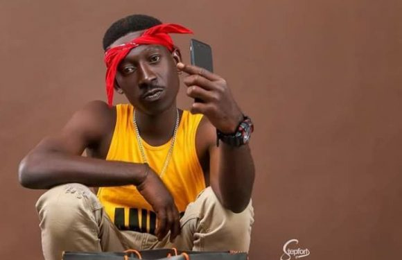 Only useless presenters will interview SUPA GHANA TUPAC by Dada Hafco ( watch video)