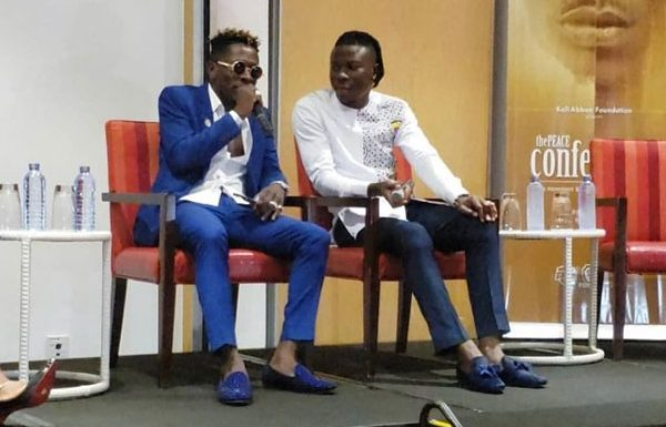 Stonebwoy And Shatta Wale Plan Peace Concert