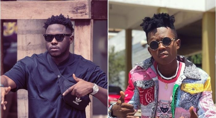 Medikal and Strongman apologize to each other for throwing shades to their girlfriends