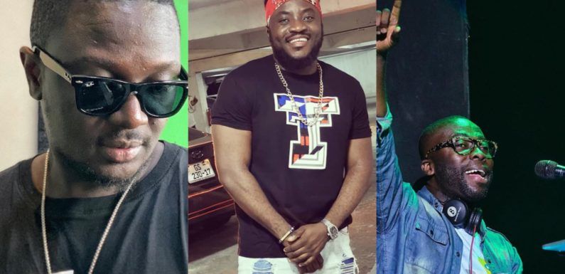 Remove my name from your mouth – DKB warns Andy Dosty and DJ Micsmith