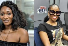 Wendy Shay shows massive support to Mzvee after her comeback