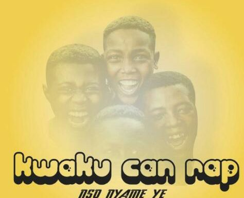 Kwaku Can Rap_Nso Nyame Ye_(prod by PeeRocky)_[mp3 download]