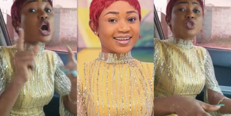 Akuapem Poloo blasts Tv3 for sabotaging her