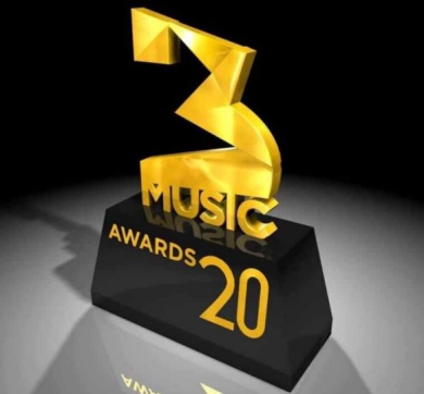 Lists of winners at the 3Music awards 2020 edition