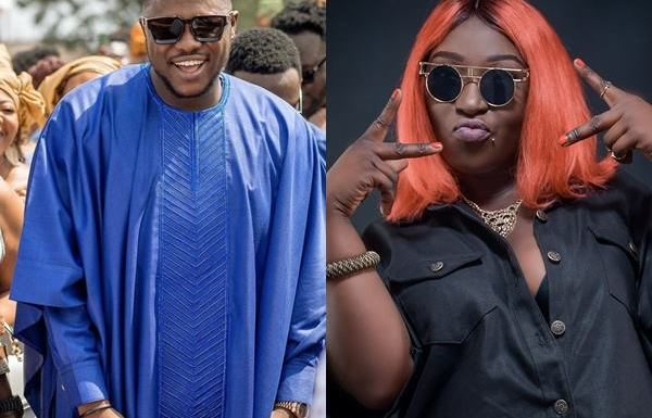 I won't waste time dissing a female rapper that looks like corpse – Medikal scolds Eno