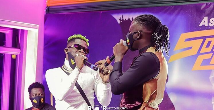 Let's keep this clash healthy and create jobs out of it – Shatta Wale to fans